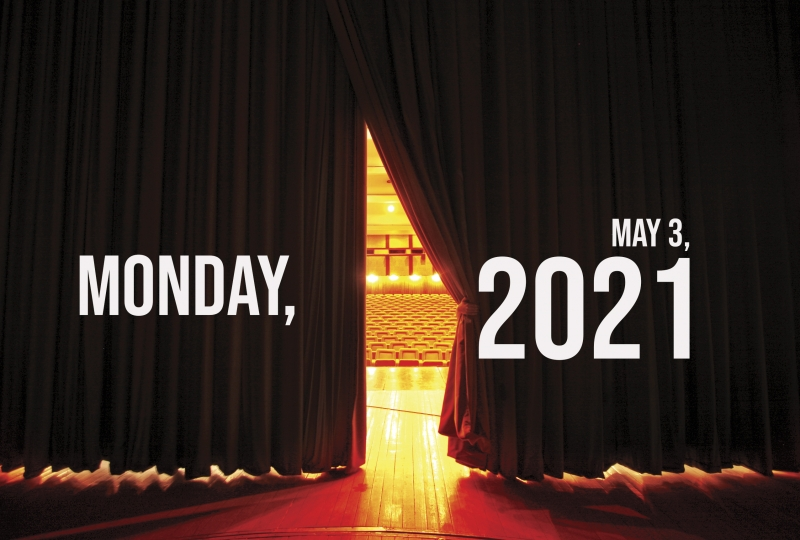Virtual Theatre Today: Monday, May 3- with Lily Rabe, Charlayne Woodard, and More!