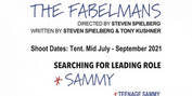 Spielberg-Directed Feature Film THE FABELMANS Seeking Kid and Teen Actors Photo