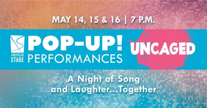 BWW Previews: AMERICAN STAGE BRINGS POP UP PERFORMANCE: UNCAGED to The Factory