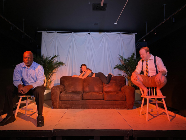 Photos: Nicky Silver's FAT MEN IN SKIRTS Continues Live On Stage In Englewood