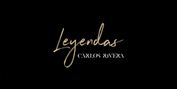 Carlos Rivera presenta LEYENDAS Photo