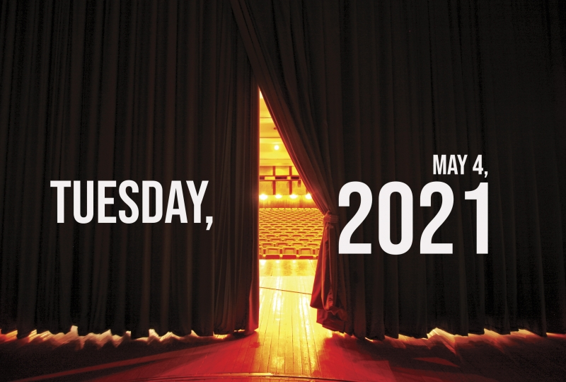 Virtual Theatre Today: Tuesday, May 4- with Laura Benanti, Sierra Boggess, and More!