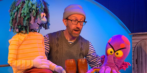 BWW Review: THE FIRST IN THEATER PRODUCTION HOW TO SNAG A SEA MONSTER at Coterie Theatre Photo