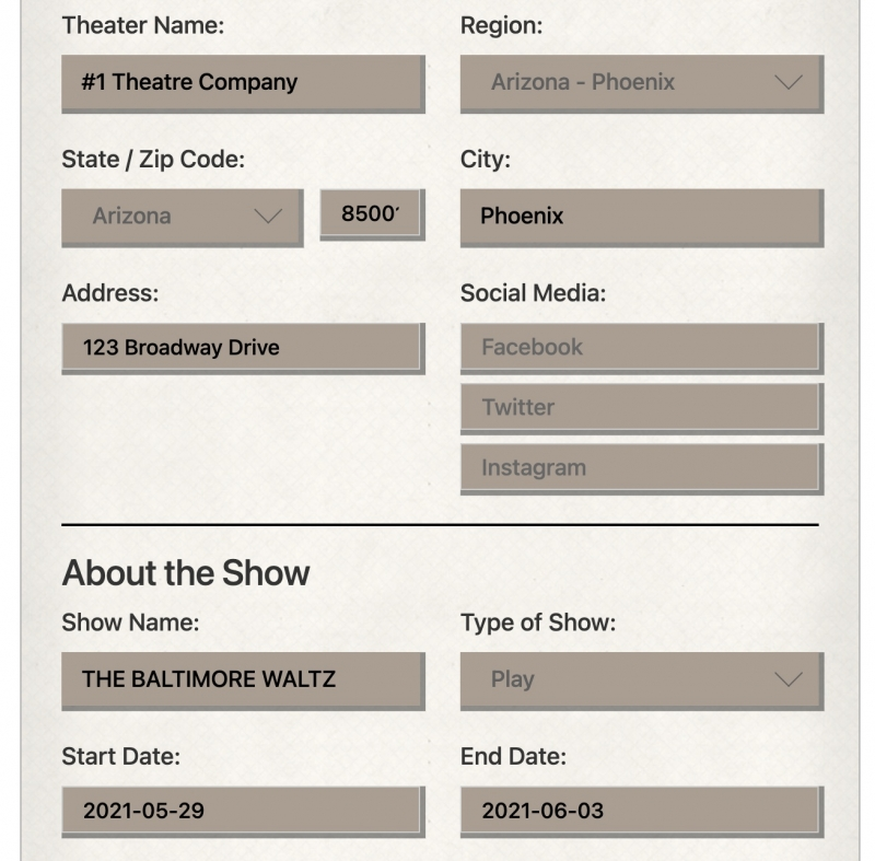 Celebrating Over 1,000 Stage Mags, BroadwayWorld Introduces Easy-to-Add Stage Mag Show Listings!