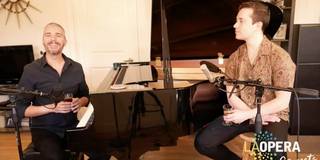 VIDEO: LA Opera Happy Hour With Jacob Ingbar Photo
