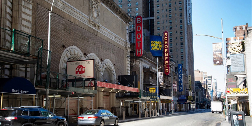 Breaking News: Broadway to Re-Open on September 14th at 100% Capacity Photo