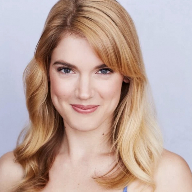 Meet the Stars of Stage Door: Jonalyn Saxer Shares Her Love of Sutton Foster and Taylor Swift!