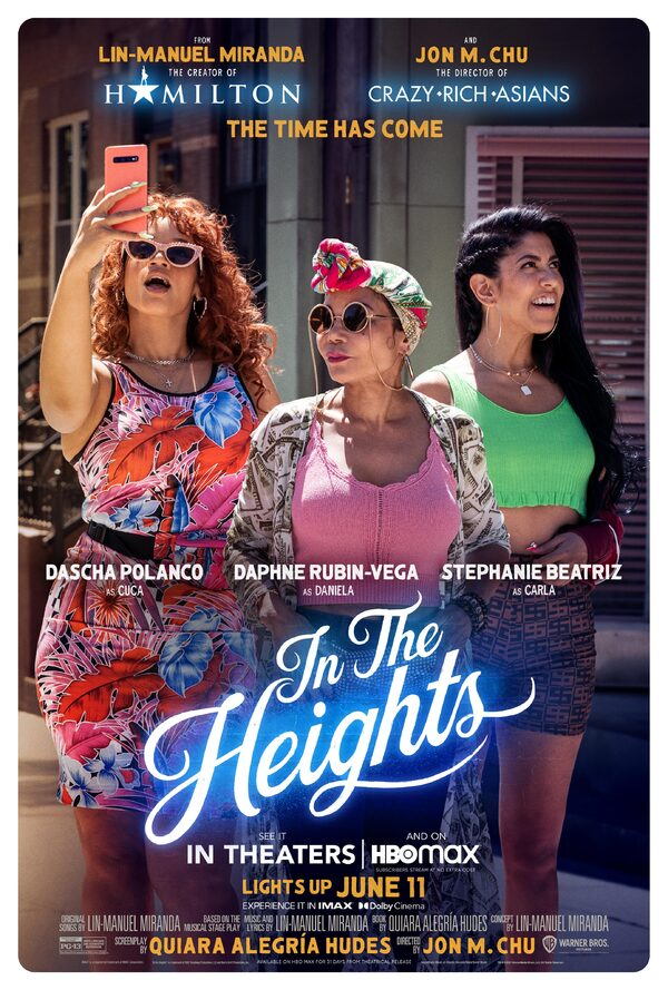 Dascha Polanco, Daphne Rubin-Vega, and Stephanie Beatriz Photo