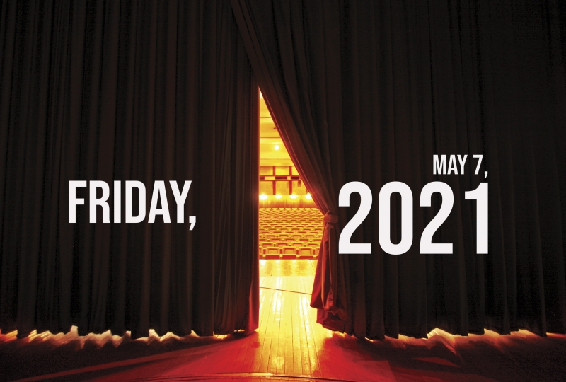 Virtual Theatre Today: Friday, May 7- Meet the Next On Stage Top 30, and More!