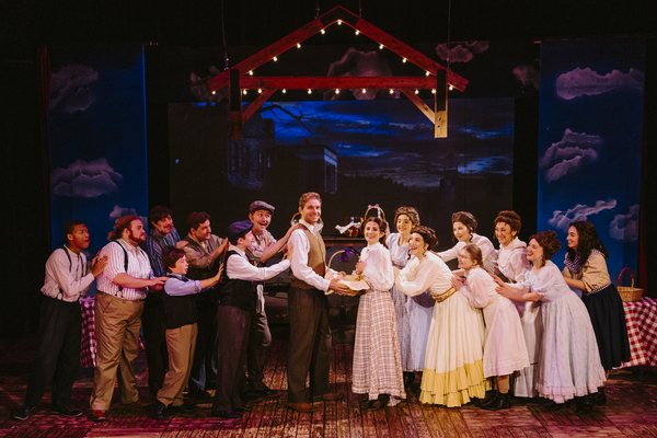 Photos: WHEN CALLS THE HEART THE MUSICAL to Have World Premiere Tonight at The Round Barn Theatre