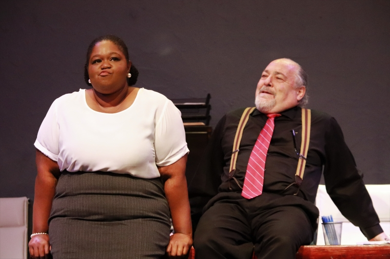BWW Review: RACE at The Laboratory Theater of Florida