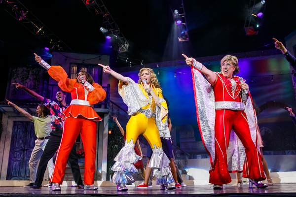 Photos: First Look at MAMMA MIA! at City Springs Theatre Company