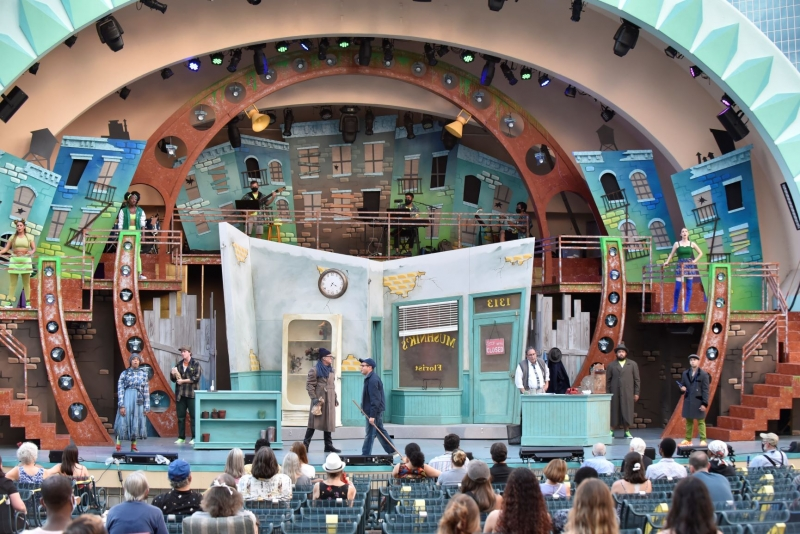 BWW Review: LITTLE SHOP OF HORRORS at Orlando Shakes