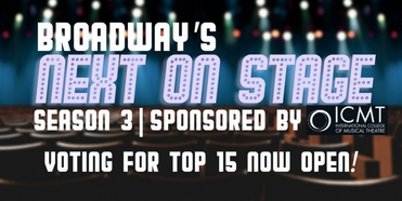 Voting Now Open for Top 15 of Next on Stage! Photo