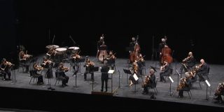 VIDEO: Get A First Look At New York Philharmonic's First Performance For An Audience Since Photo