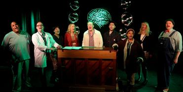 Photo Flash: Theatre NOVA & The Ringwald Theatre Present A NEW BRAIN Photo