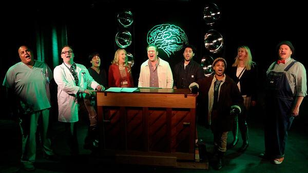 Jason Briggs, Steve DeBruyne, Alaina Kerr, Diane Hill, Richard Payton, Vince Kelley,  Photo
