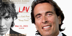 BWW Interview: Maestro Carlo Ponti Zealously Conducting LAV & YOUNG VOICES All Over The World