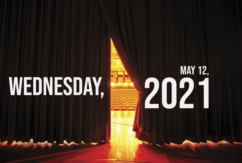 Virtual Theatre Today: Wednesday, May 12- Laura Benanti, Rosemary Harris and More!