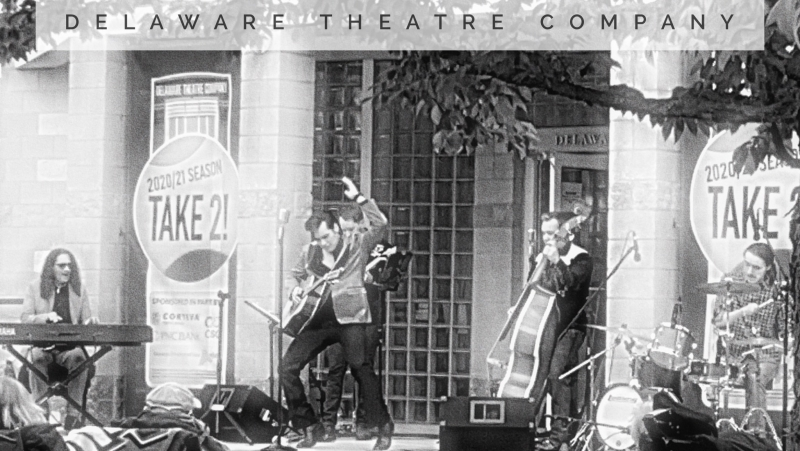 Photos & Video: Get a Sneak Peek of TAYLOR RODRIGUEZ - A TRIBUTE TO THE KING Presented by Delaware Theatre Company