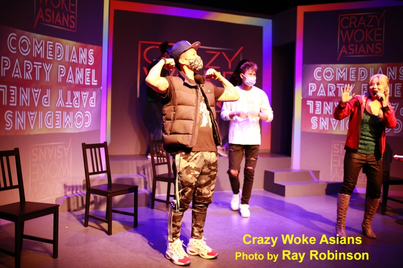 BWW Interview: Kiki Yeung & Her Crazy Woke Asians Making Their Mark During AAPI Heritage Month