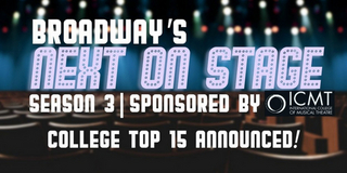 VIDEO: Broadway's Next on Stage College Top 15 Announced - Watch Now! Photo