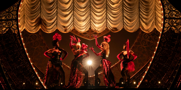 MOULIN ROUGE! The Musical to Begin West End Performances This Fall Photo