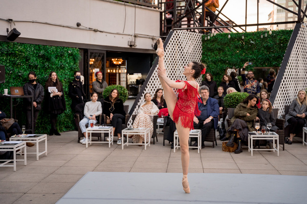 Photos: IHeartDance NYC Returns with an Ann Reinking Tribute, 3 World Premieres and A Multi Disciplinary Program