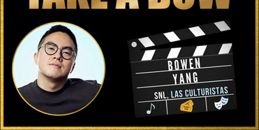 SNL Star Bowen Yang Joins The One Year Anniversary Of TAKE A BOW Photo