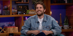 Ben Platt Talks DEAR EVAN HANSEN Movie on LATE LATE SHOW Video