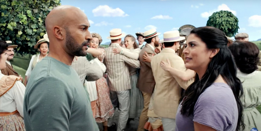 VIDEO: Keegan-Michael Key Shares a First Look at SCHMIGADOON! Photo