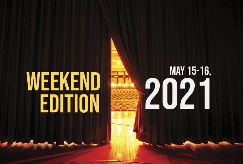 Virtual Theatre This Weekend: May 15-16- with Laura & Linda Benanti, and More!