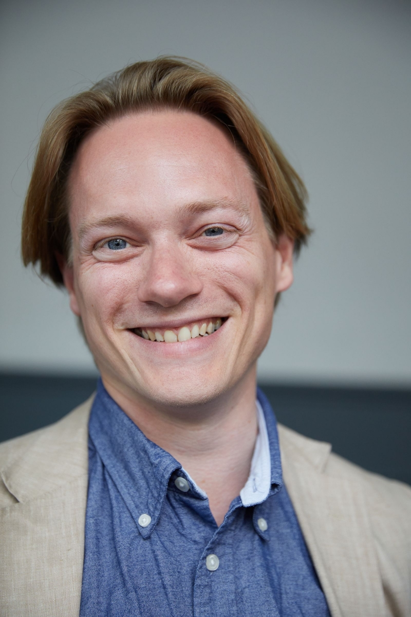 Guest Blog: Tom Littler On Leaving Many A Theatrical 'Footprint'