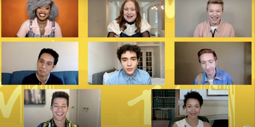 VIDEO: HIGH SCHOOL MUSICAL: THE MUSICAL: THE SERIES Cast Talks High School Anthems Photo