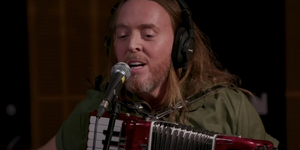 Watch Tim Minchin Put His Own Spin on Billie Eilish's 'Bad Guy' Video