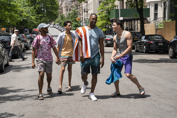 Photos: See New Production Photos From IN THE HEIGHTS Film!