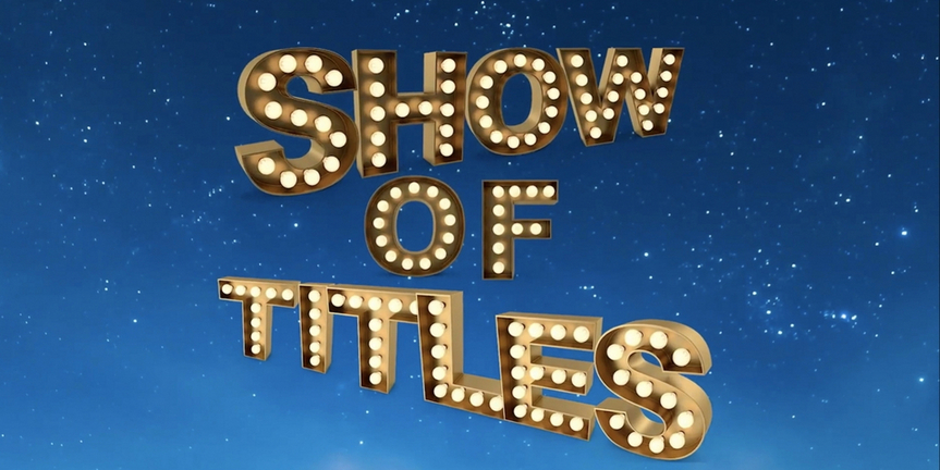 Patti LuPone, Jake Gyllenhaal, Lea Salonga & More Will Take Part in SHOW OF TITLES from Br Photo