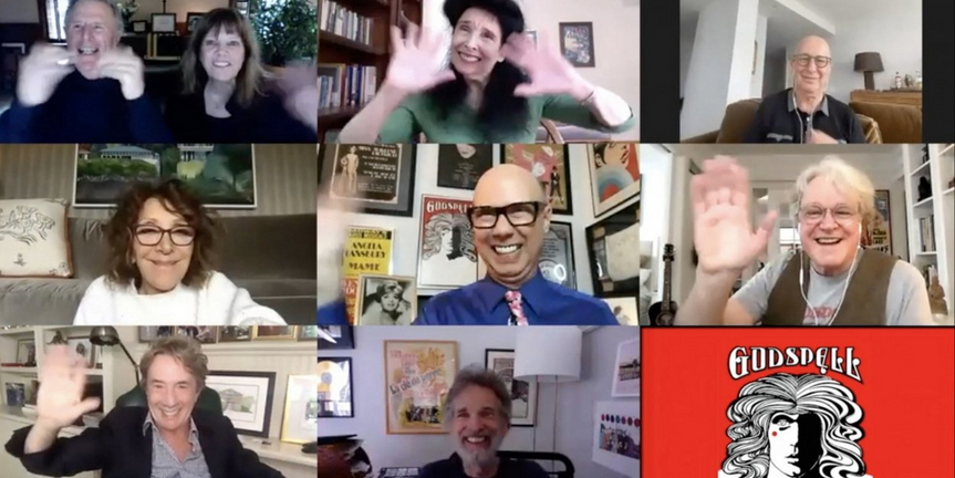 VIDEO: Celebrate 50 Years of GODSPELL with a Mega-Reunion on Backstage LIVE with Richard R Photo