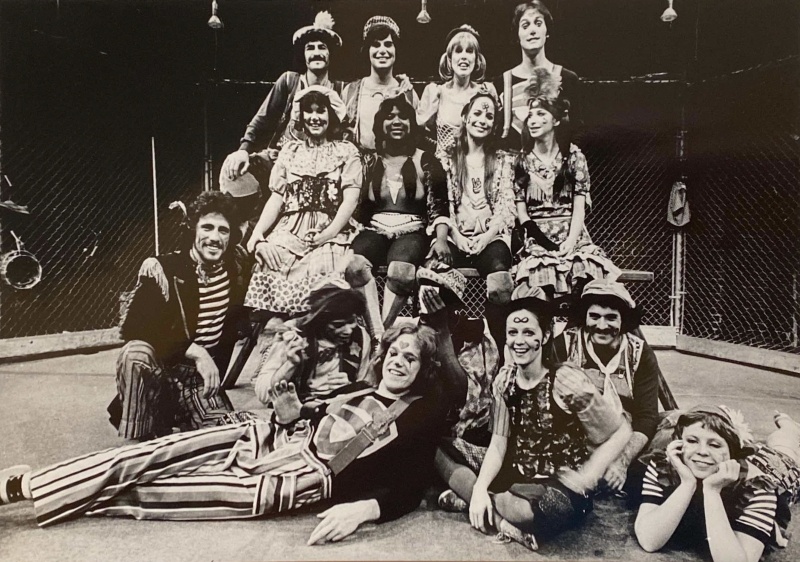 VIDEO: Celebrate 50 Years of GODSPELL with a Mega-Reunion on Backstage LIVE with Richard Ridge- Watch Now!