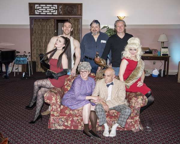 Photos: LOVE, LIES AND THE LOTTERY Opens at Shawnee Playhouse