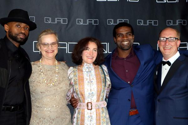 Marshall Bonny, Maureen O''Connor, Sophia Romma, Ox King, Grant Morenz. Photo by Magd Photo