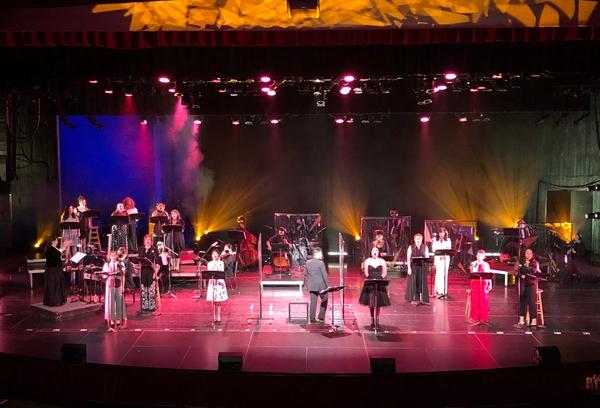 Photos: Jennie T. Anderson Theatre Presents NINE In Concert