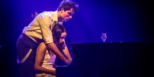 LAST FIVE YEARS' Molly Lynch & Oli Higginson Visit Backstage LIVE! Video