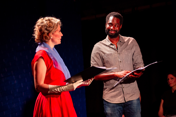 Photo Flash: Check Out Production Shots of MTFESTUK 2021  Musicals FAR FROM HEAVEN & #50DAYS