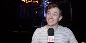 Jack Holden Talks CRUISE Ahead of Opening Night! Video