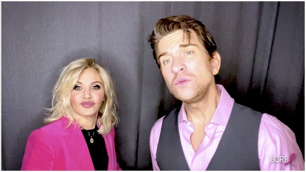 Orfeh and Andy Karl Photo