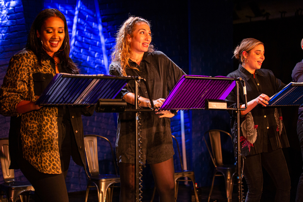 Tori Allen-Martin, Emma Kingaton & Phoebe Panaretos Photo