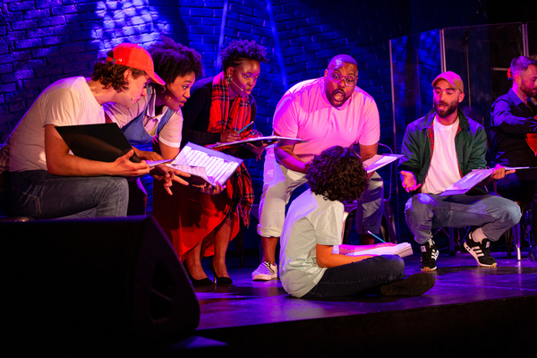 Photo Flash: Check Out Production Shots of CAKE & THE MAN IN THE CEILING, Part of MTFESTUK 2021