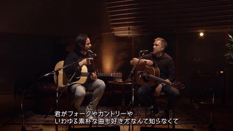 BWW Review: Ramin Karimloo & Hadley Fraser - FROM THE REHEARSAL ROOM: TOKYO (ACT 1) at Setagaya Sound Studio
