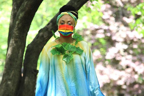 Kaisha S. Huguley, aka Permission.  Photo